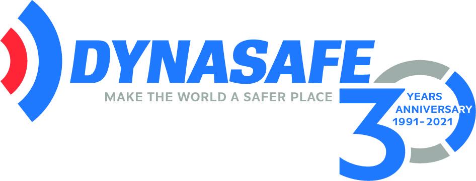 Dynasafe 30th Anniversary Company Logo